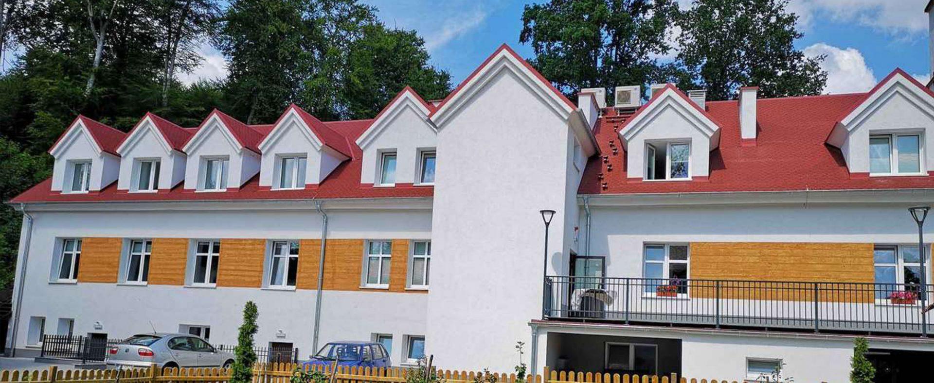 Dom Rekolekcyjny w Łagowie
