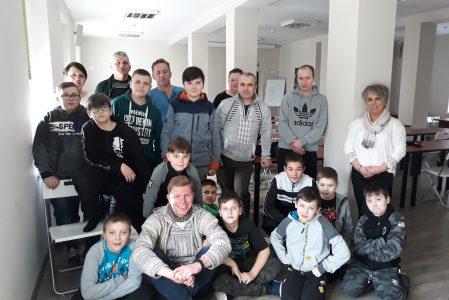 Ministranci w Łagowie